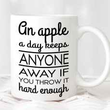 An Apple A Day Mug