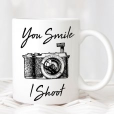You Smile I Shoot Mug