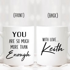 More Than Enough Mug