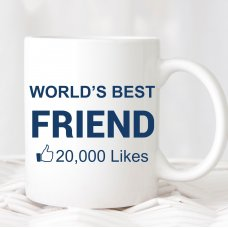 Facebook  Mug For Him