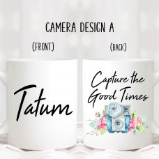Capture Good Times Mug