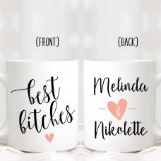 Best Bitches Mug