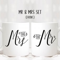 The Mr & Mrs Mugs