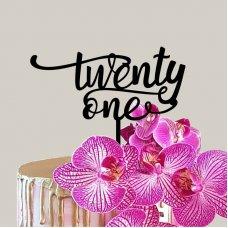 Twenty One Topper