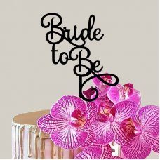 Bride To Be Topper 02