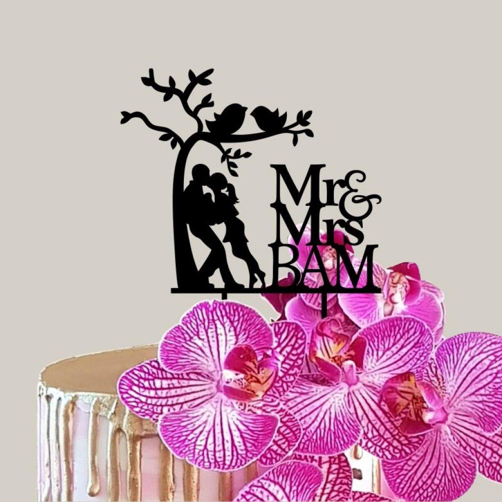 Mr & Mrs Topper 02
