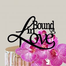 Bound in Love Topper