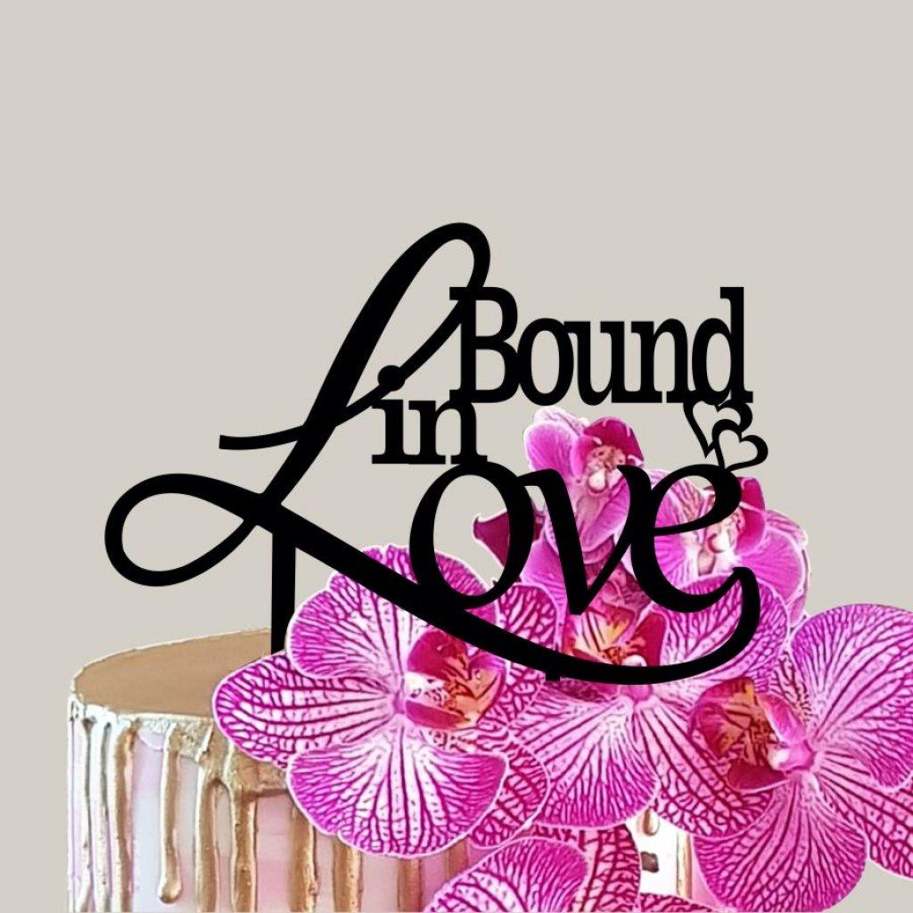 Bound in Love Topper