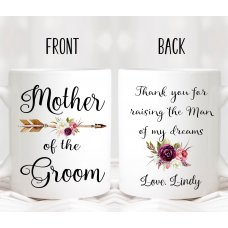 Arrow Mother Mug
