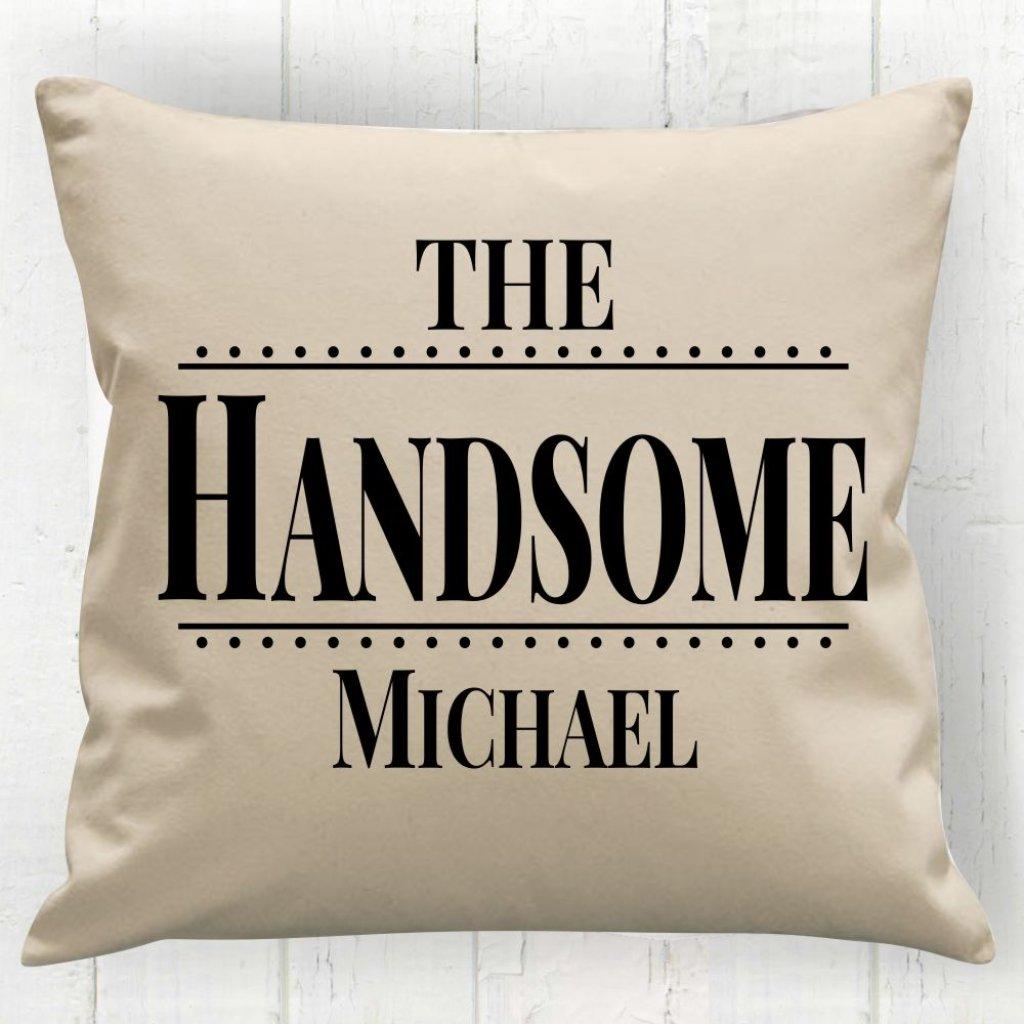 Humoristic Cushion