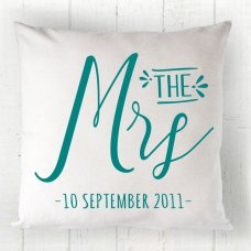 The Mrs Cushion