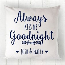 Kiss Me Cushion