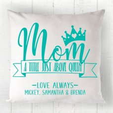 Mom Queen Cushion