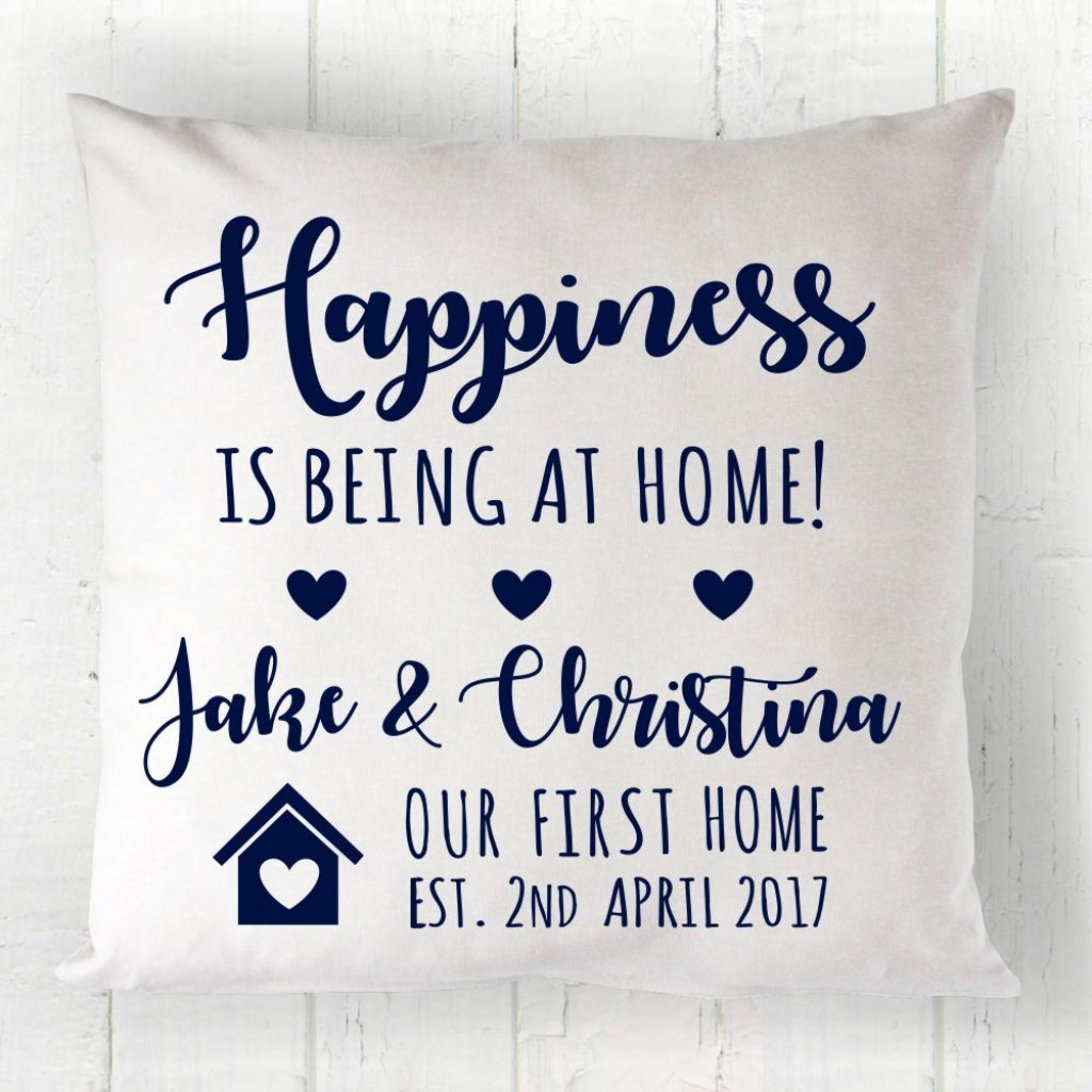 Happiness Is Cushion