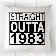 Straight Outta Cushion