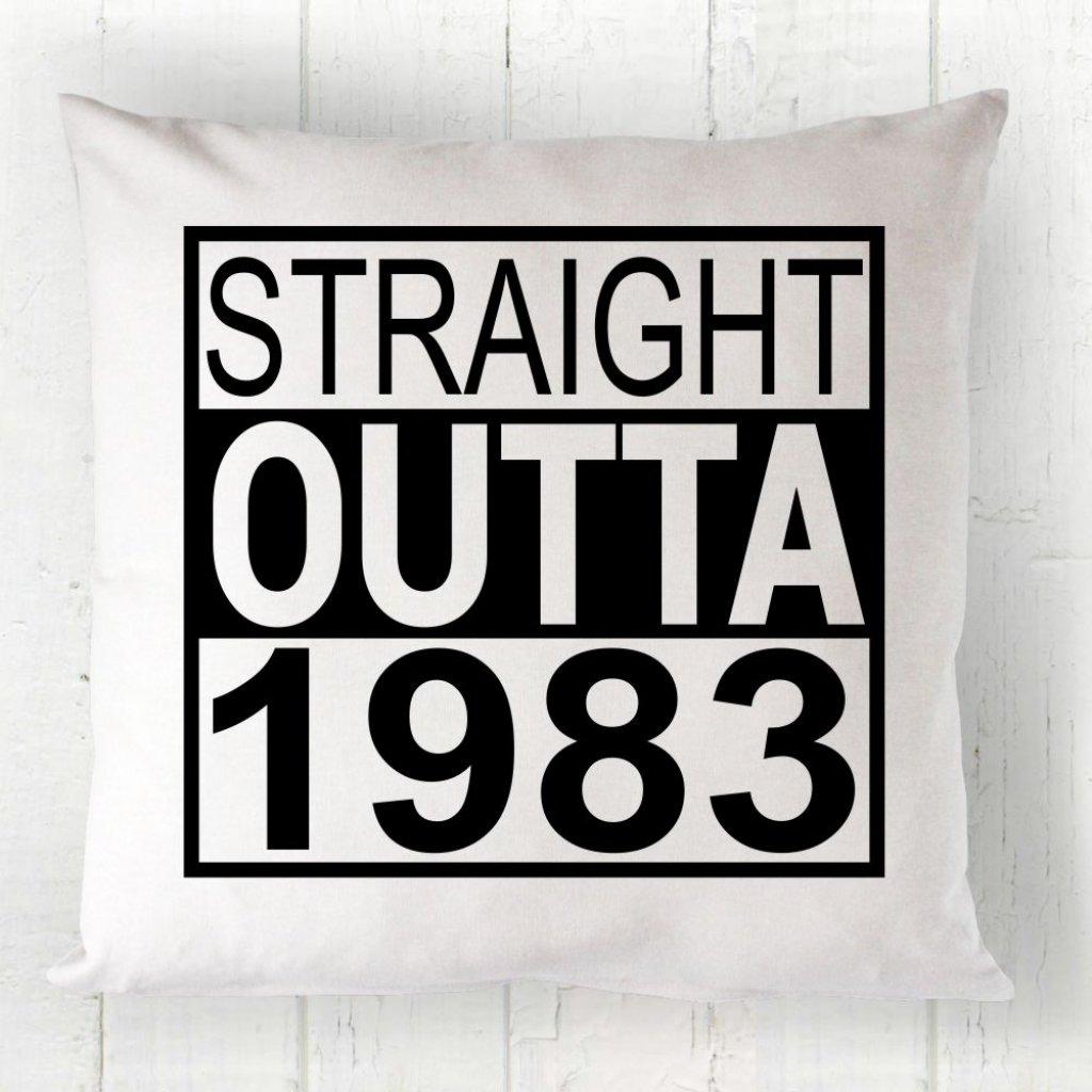 Straight Outta Cushion