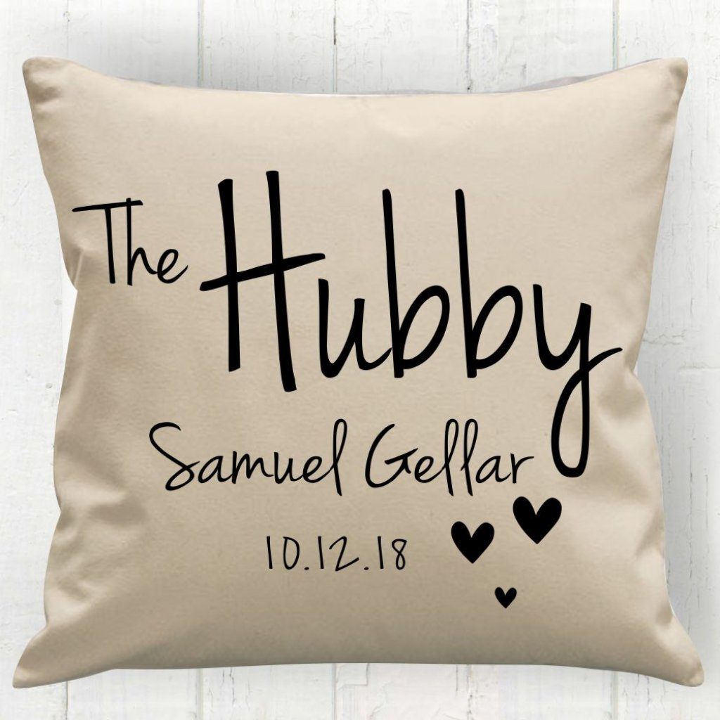 The Hubby Cushion