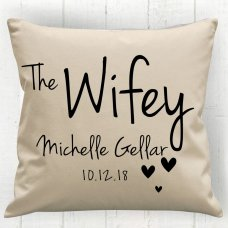 The Wifey Cushion