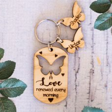 Love Renewed Keyring
