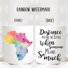 Distance Between Us Mug