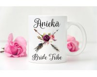 Arrow Bride Tribe Mug