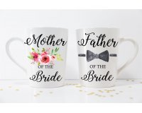 Mother & Father Mug Set